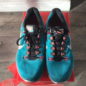 Nike Lunarglides 5 and Nike Free 5.0